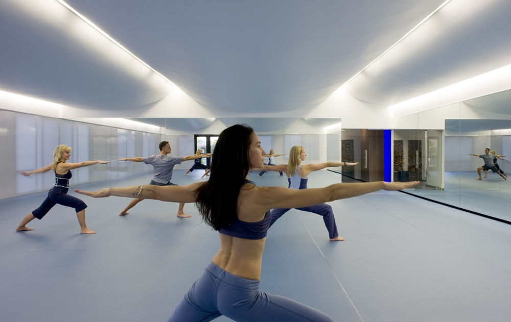 Tropolism The Most Awesome Yoga Studio Ever