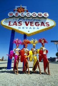 LVA - Welcome to fabulous Las Vegas.JPG