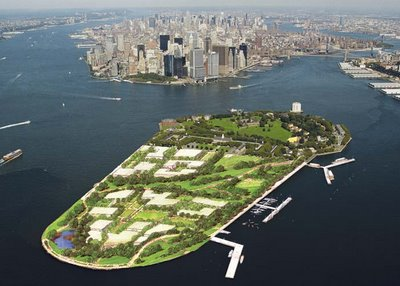 Governors Island Plans Governor's Island Back to